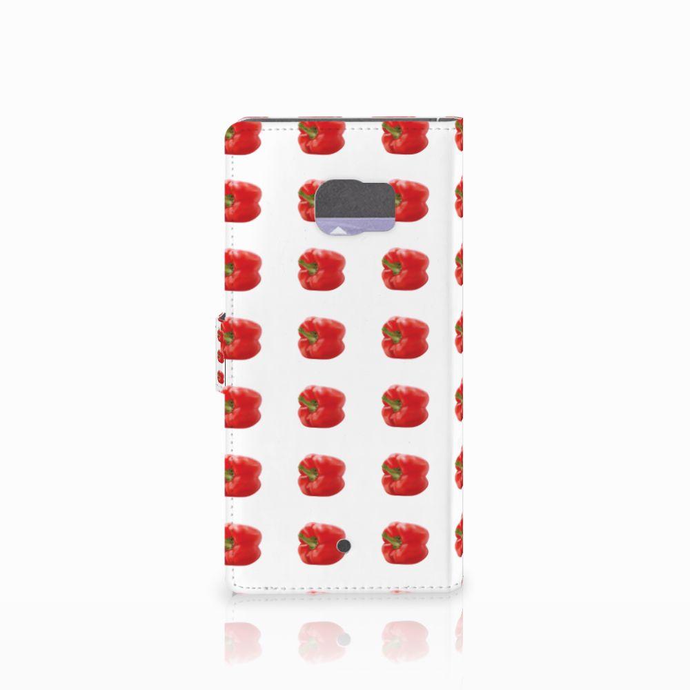 HTC U Ultra Book Cover Paprika Red