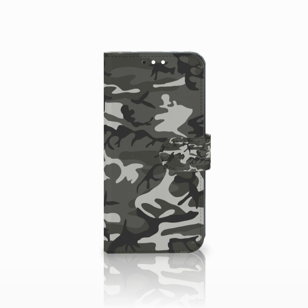 Huawei Mate 10 Lite Uniek Boekhoesje Army Light