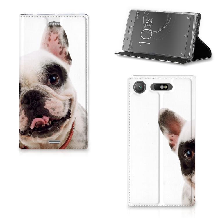 Sony Xperia XZ1 Hoesje maken Franse Bulldog