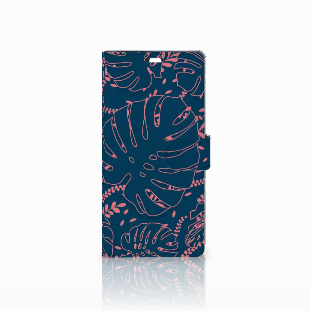 Sony Xperia C5 Ultra Boekhoesje Design Palm Leaves