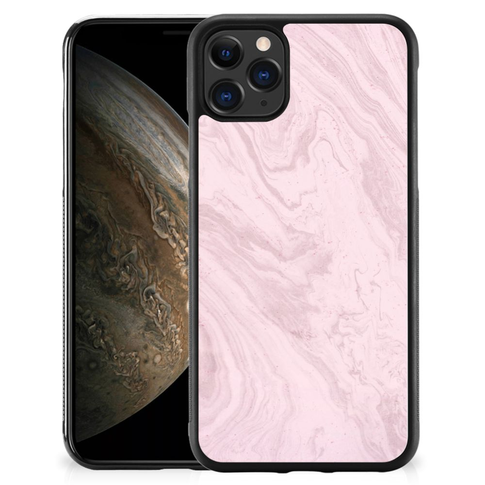 Apple iPhone 11 Pro Gripcase Marble Pink