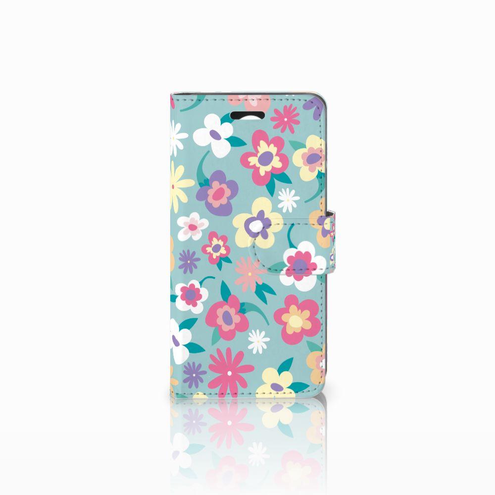 Huawei Y3 2 | Y3 II Boekhoesje Design Flower Power