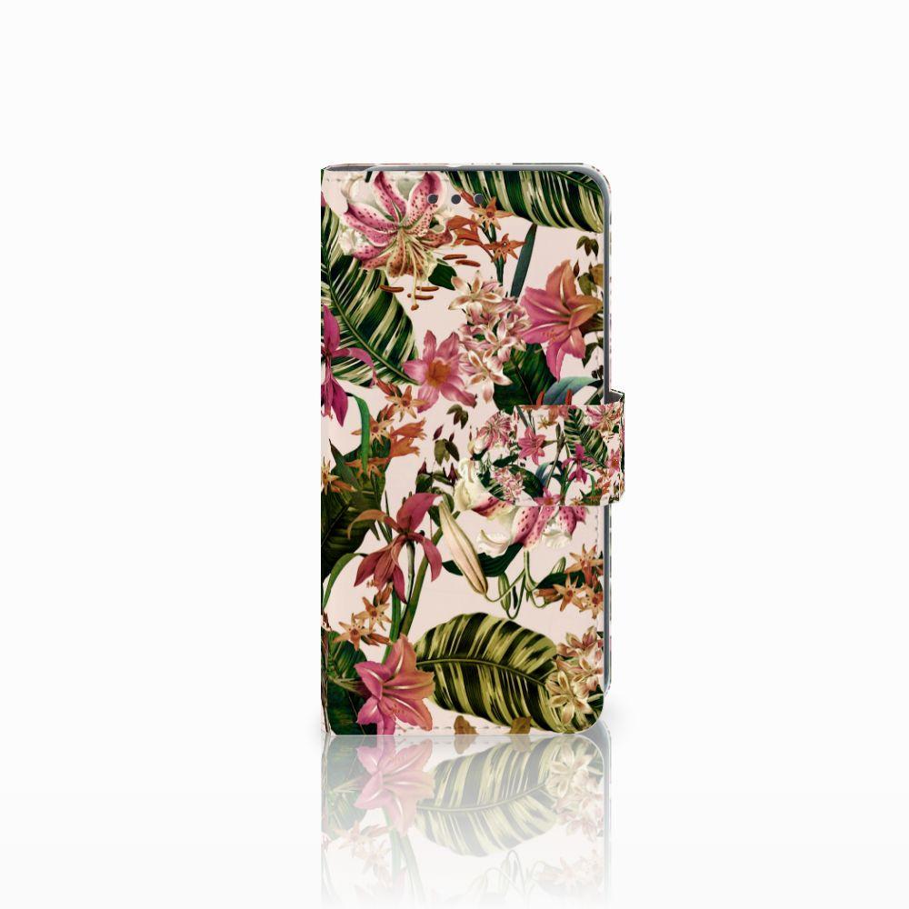 HTC U11 Life Hoesje Flowers