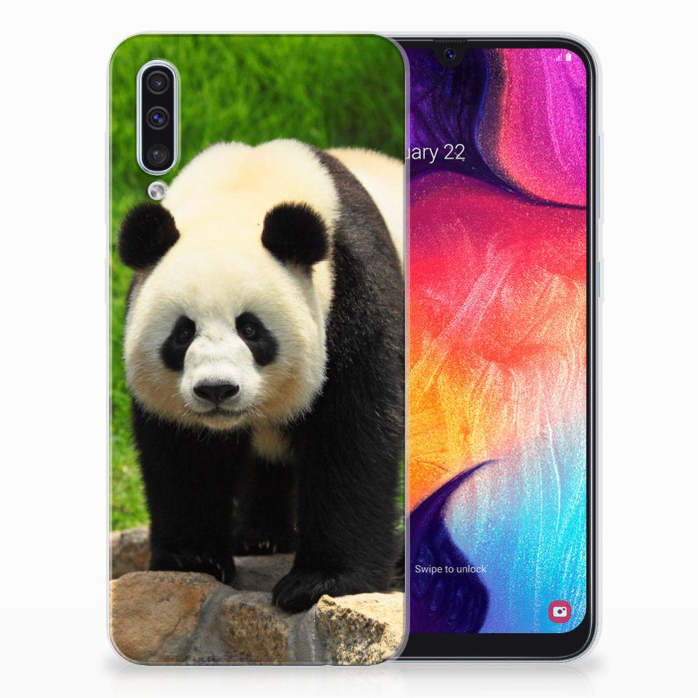 Samsung Galaxy A50 TPU Hoesje Panda