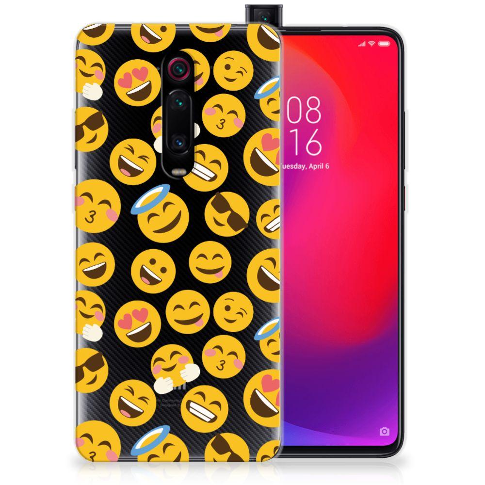 Xiaomi Mi 9T Pro | Redmi K20 Pro TPU bumper Emoji