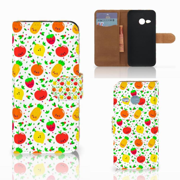 HTC One Mini 2 Book Cover Fruits