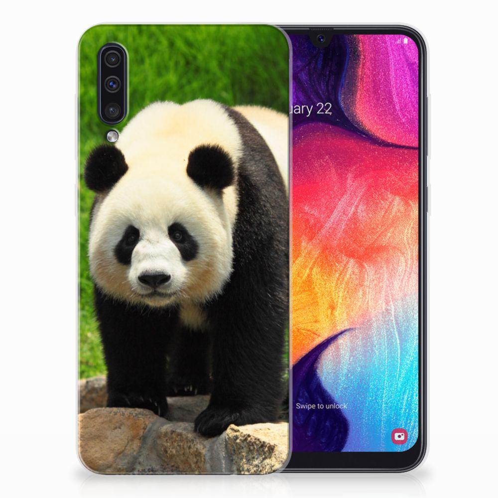 Samsung Galaxy A50 Leuk Hoesje Panda