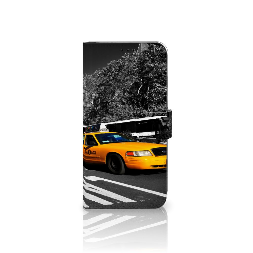 Apple iPhone Xs Max Boekhoesje Design New York Taxi