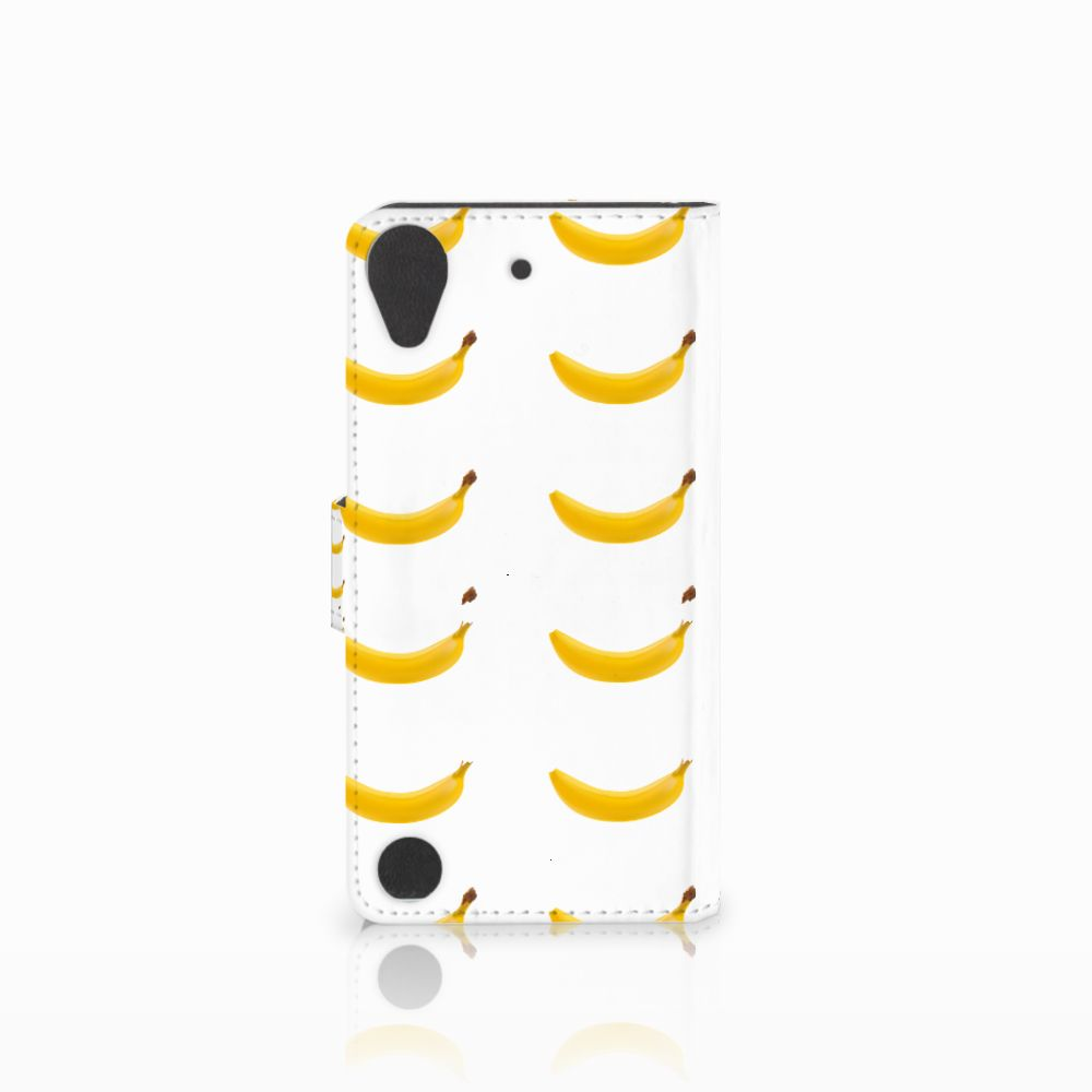 HTC Desire 530 Book Cover Banana