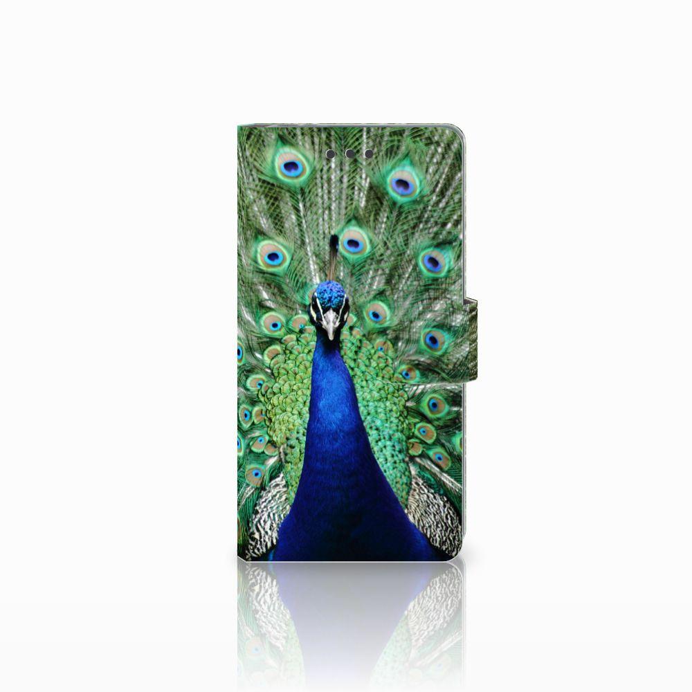 Sony Xperia E5 Boekhoesje Design Pauw