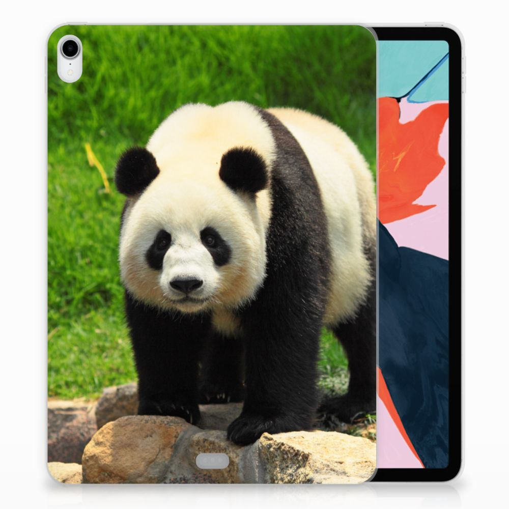 Apple iPad Pro 11 inch (2018) TPU Hoesje Design Panda
