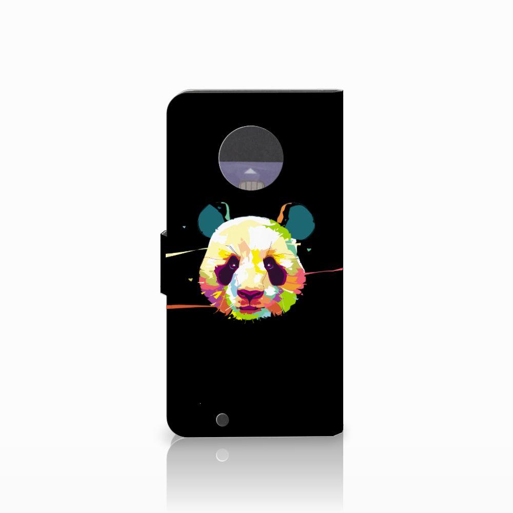 Motorola Moto G6 Leuk Hoesje Panda Color