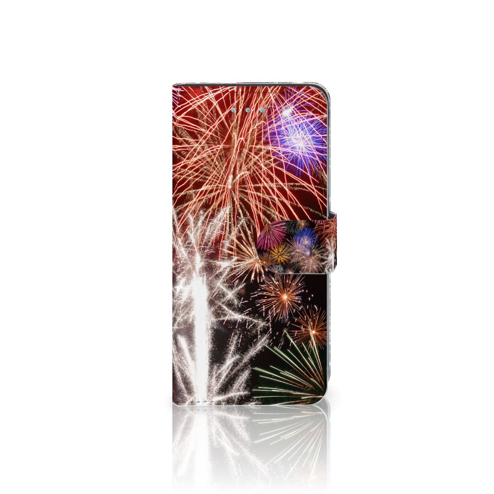 Apple iPhone 6 Plus | 6s Plus Boekhoesje Design Vuurwerk