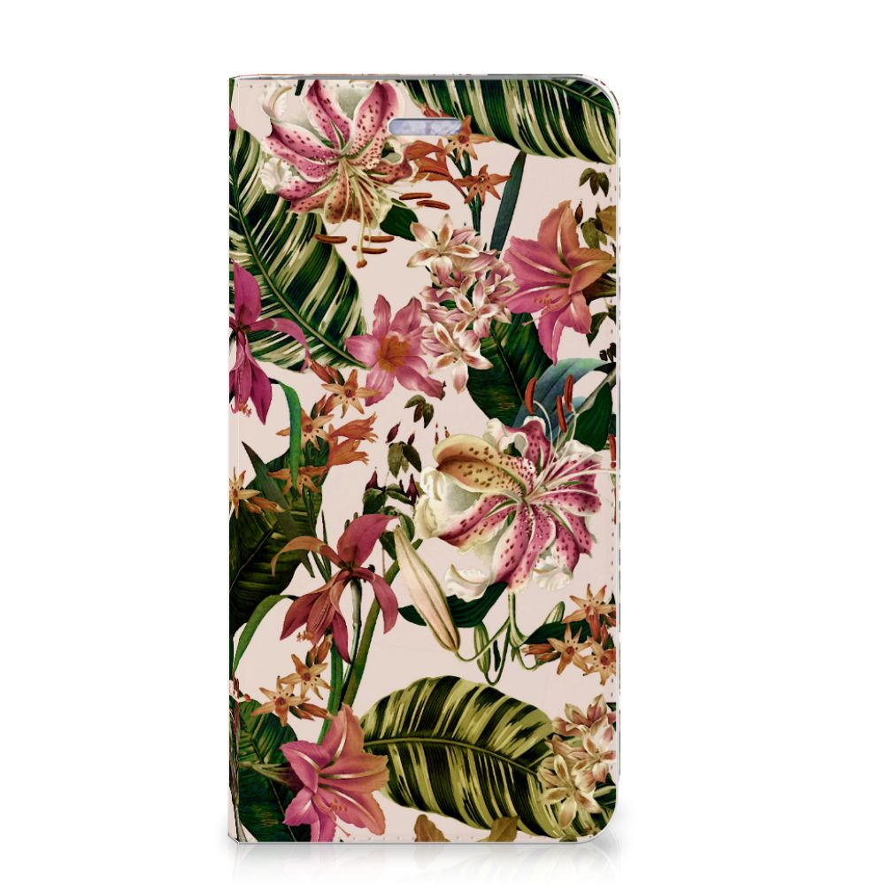 Nokia 9 PureView Smart Cover Flowers