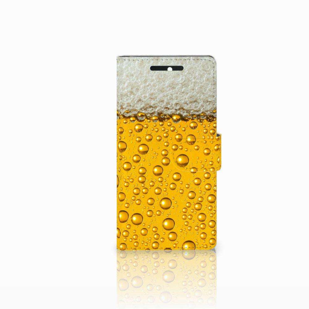 HTC Desire 628 Uniek Boekhoesje Bier