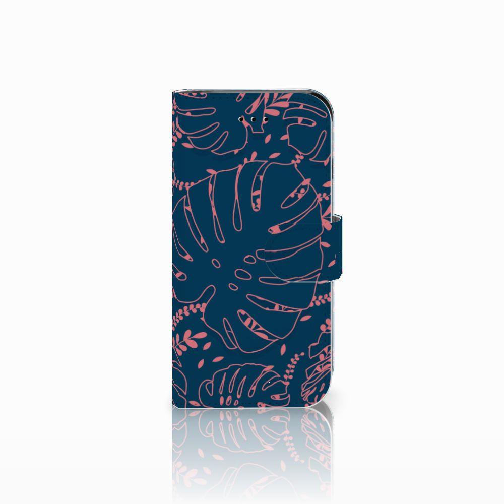 Apple iPhone 6 | 6s Boekhoesje Design Palm Leaves
