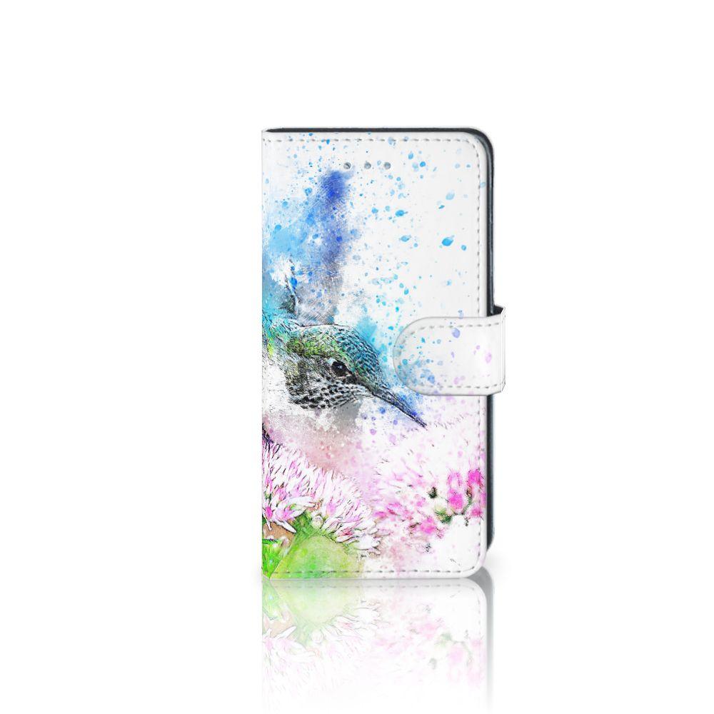 Samsung Galaxy J3 2016 Boekhoesje Design Vogel