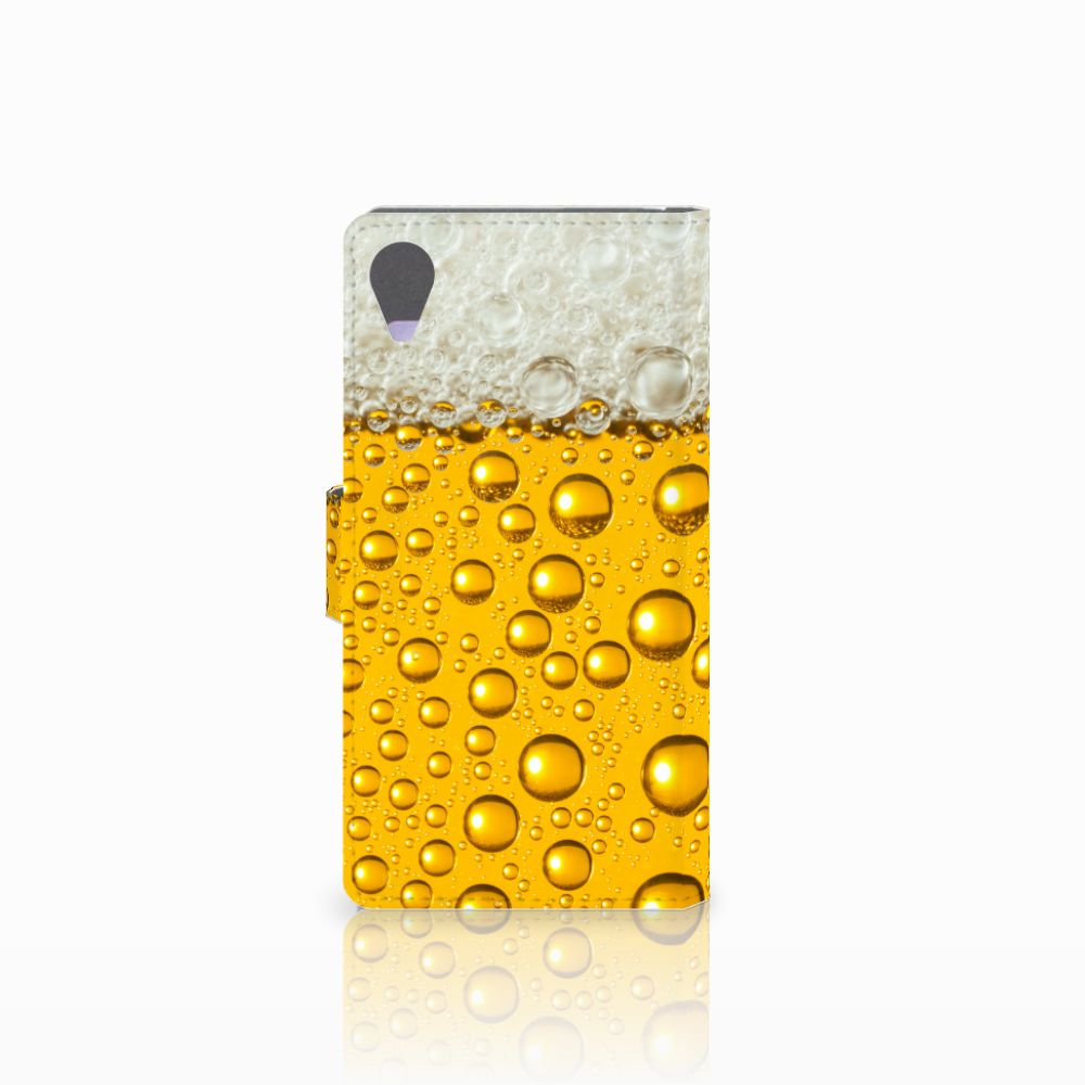 Sony Xperia X Performance Book Cover Bier
