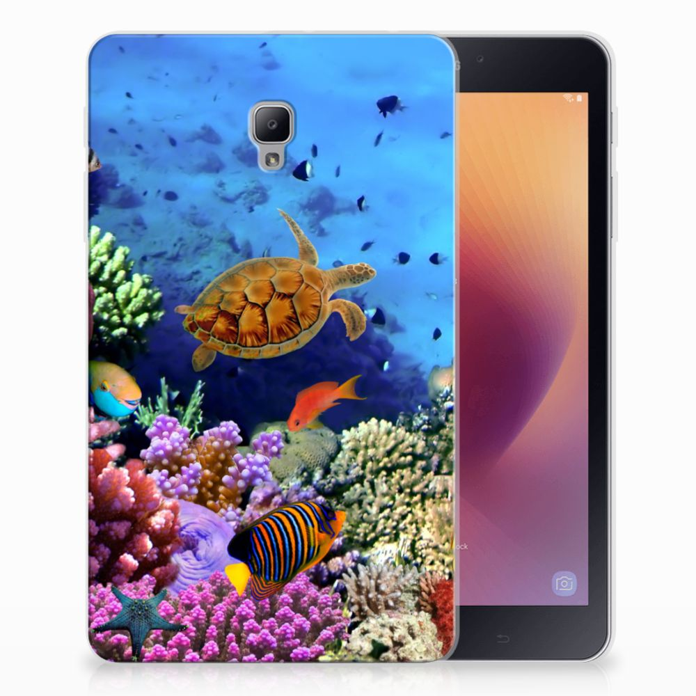 Samsung Galaxy Tab A 8.0 (2017) Back Case Vissen