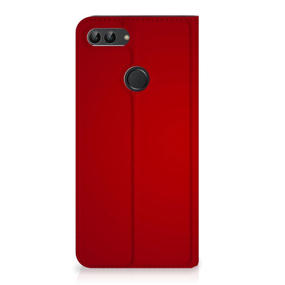 Huawei P Smart Uniek Standcase Hoesje Liefde
