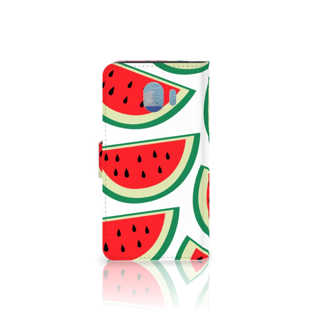 Samsung Galaxy J4 2018 Book Cover Watermelons