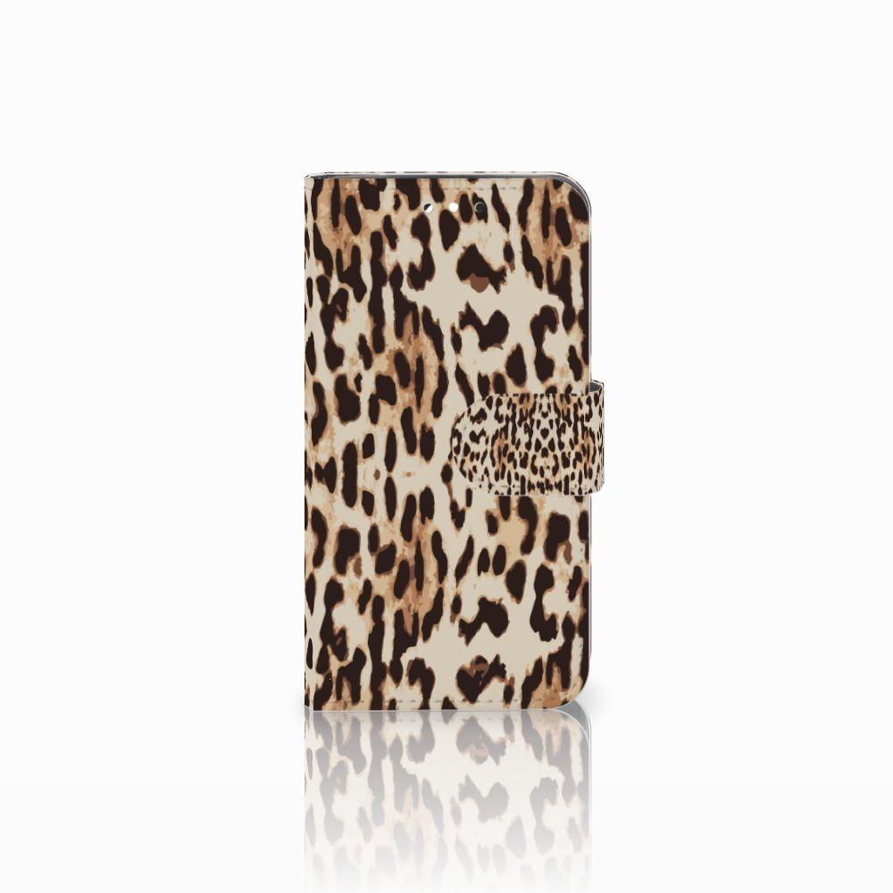 LG G3 S Uniek Boekhoesje Leopard