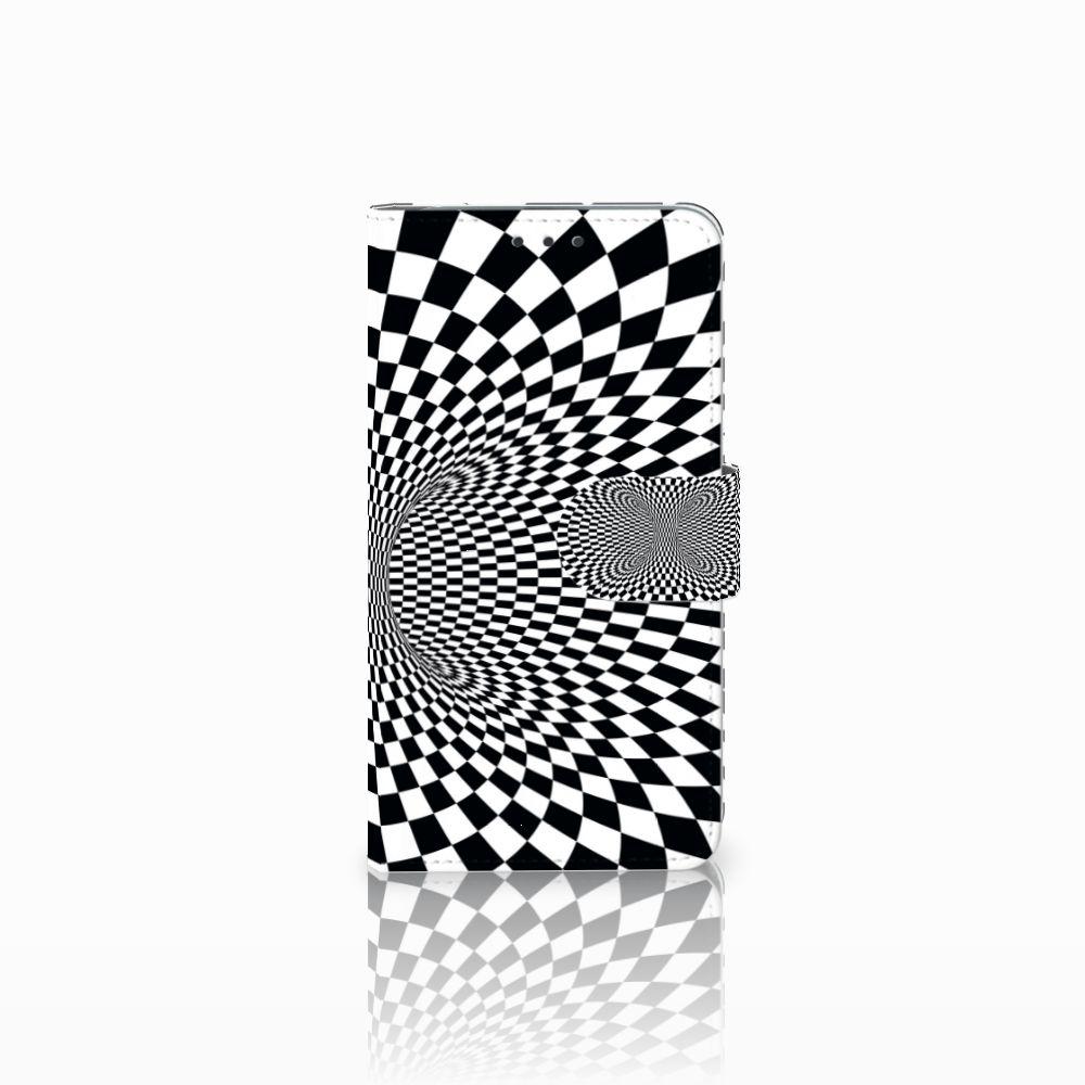 Microsoft Lumia 640 Boekhoesje Design Illusie