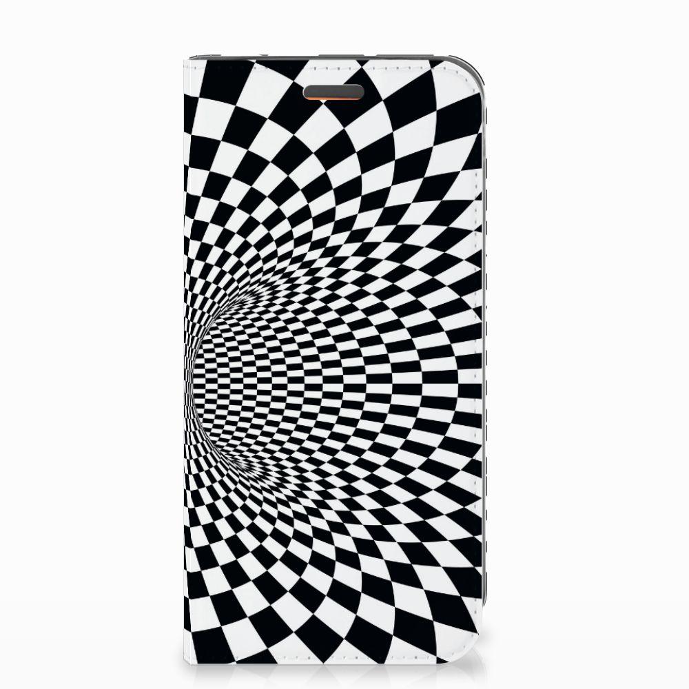 Motorola Moto E5 Play Stand Case Illusie
