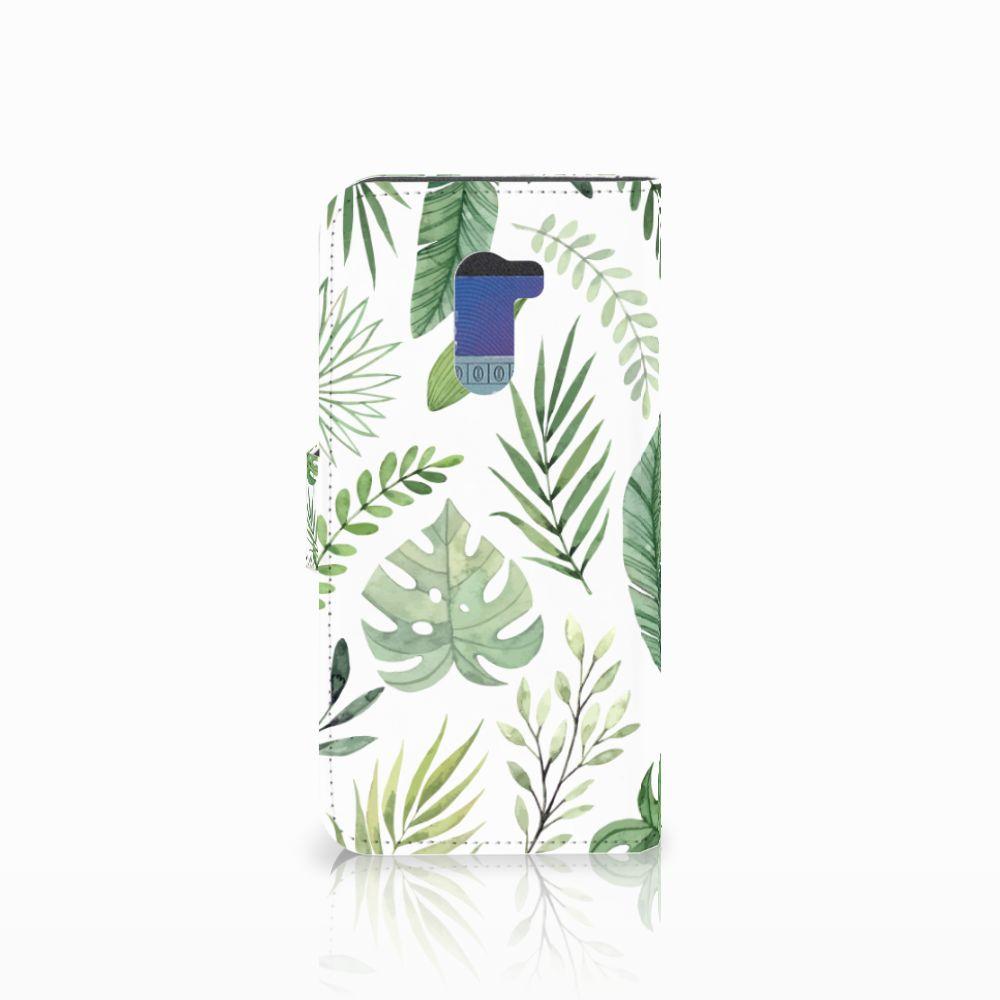 Xiaomi Pocophone F1 Hoesje Leaves