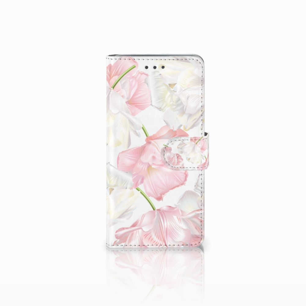 Wiko Lenny 2 Boekhoesje Design Lovely Flowers