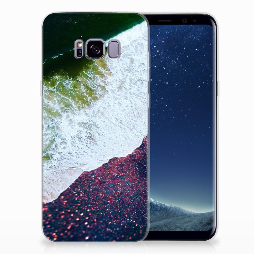Samsung Galaxy S8 Plus TPU Hoesje Sea in Space