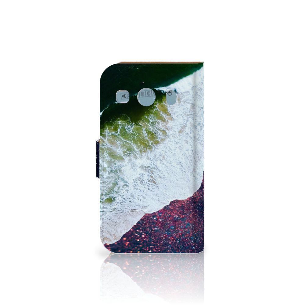 Samsung Galaxy Ace 4 4G (G357-FZ) Bookcase Sea in Space