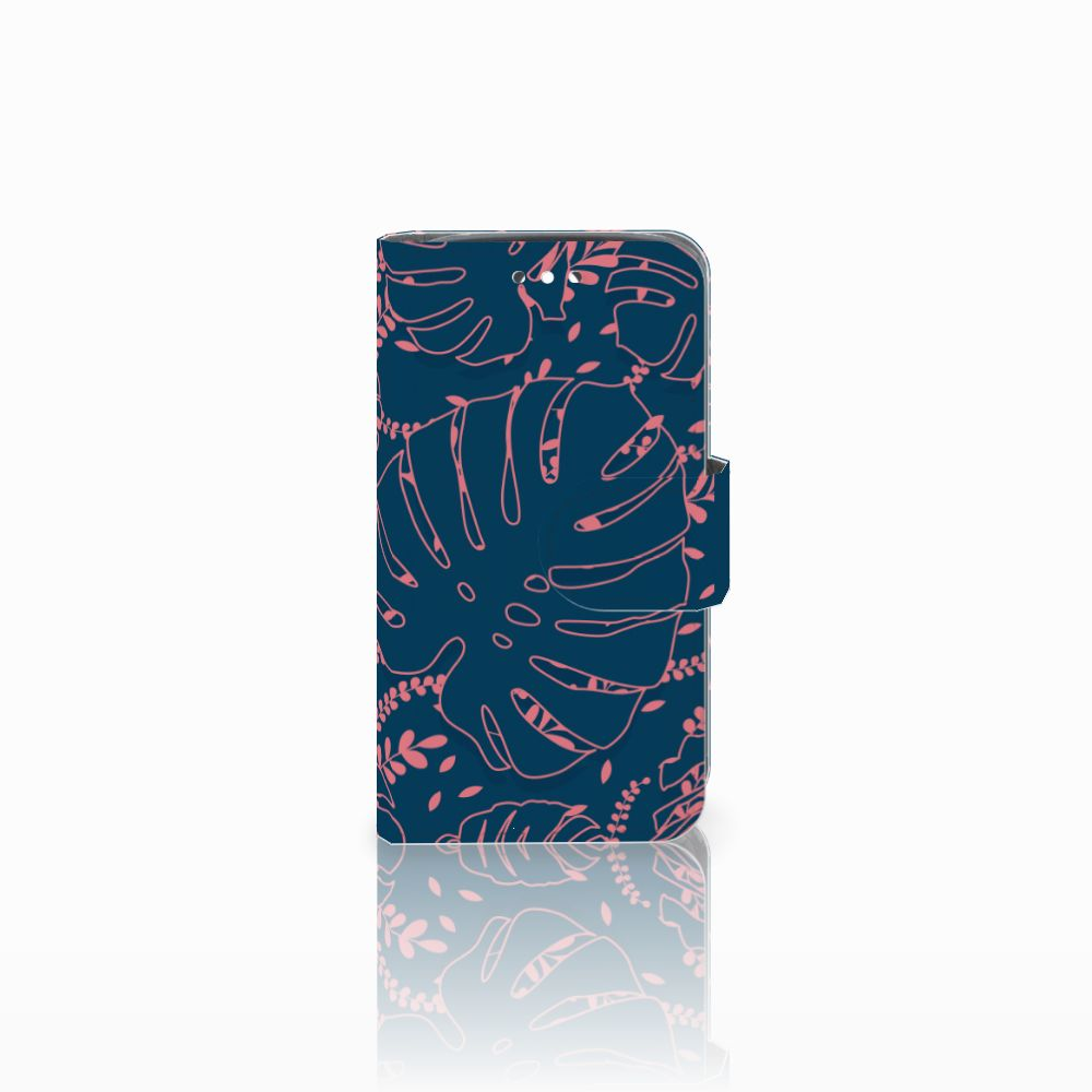 Huawei Y360 Boekhoesje Design Palm Leaves