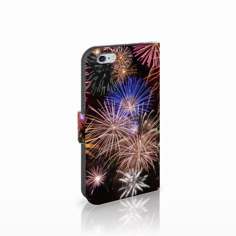 Apple iPhone 6 | 6s Boekhoesje Design Vuurwerk