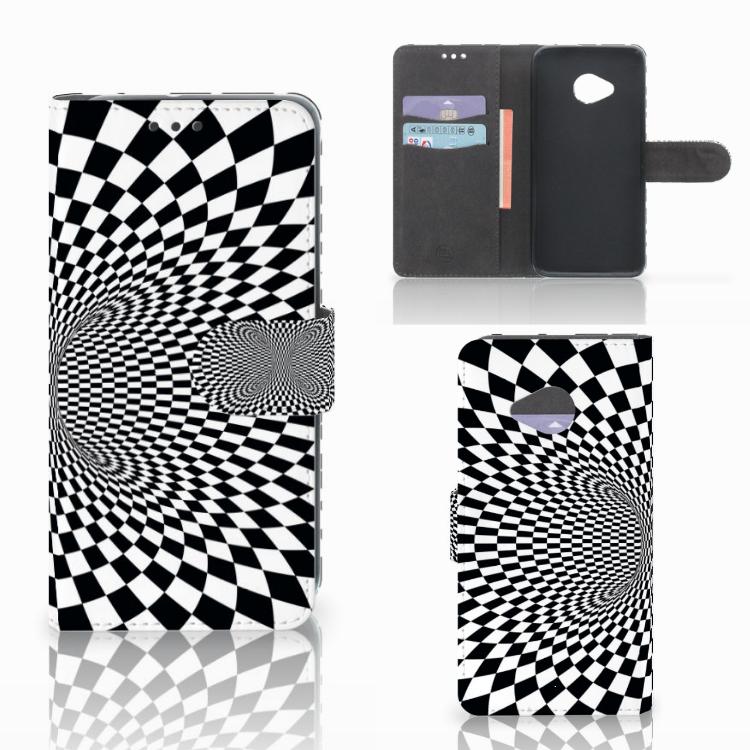 HTC U11 Life Bookcase Illusie