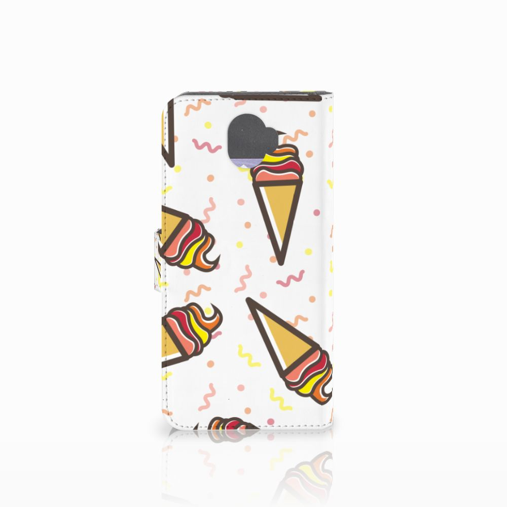 Wiko Wim Book Cover Icecream