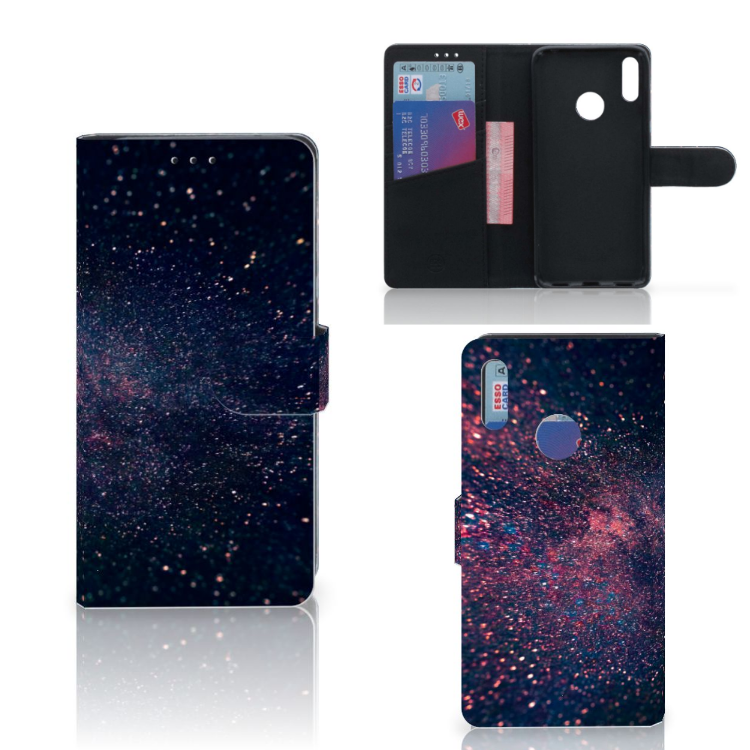 Huawei Y7 Pro | Y7 Prime (2019) Bookcase Stars