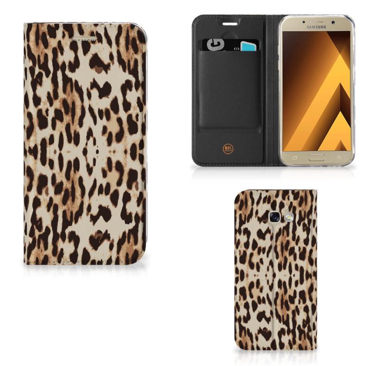 Samsung Galaxy A5 2017 Hoesje maken Leopard