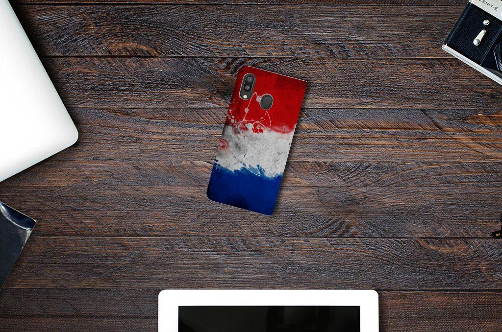 Samsung Galaxy M20 Standcase Nederland