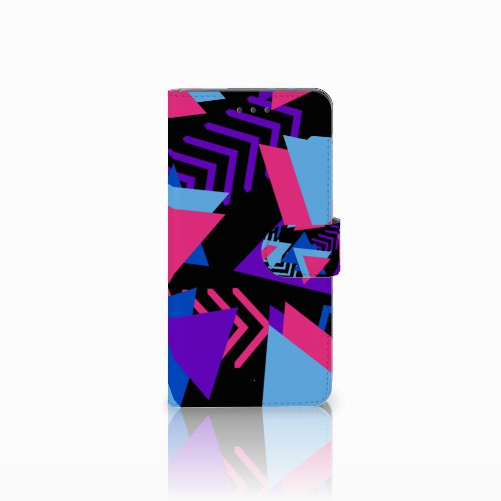 Huawei Mate 8 Boekhoesje Design Funky Triangle