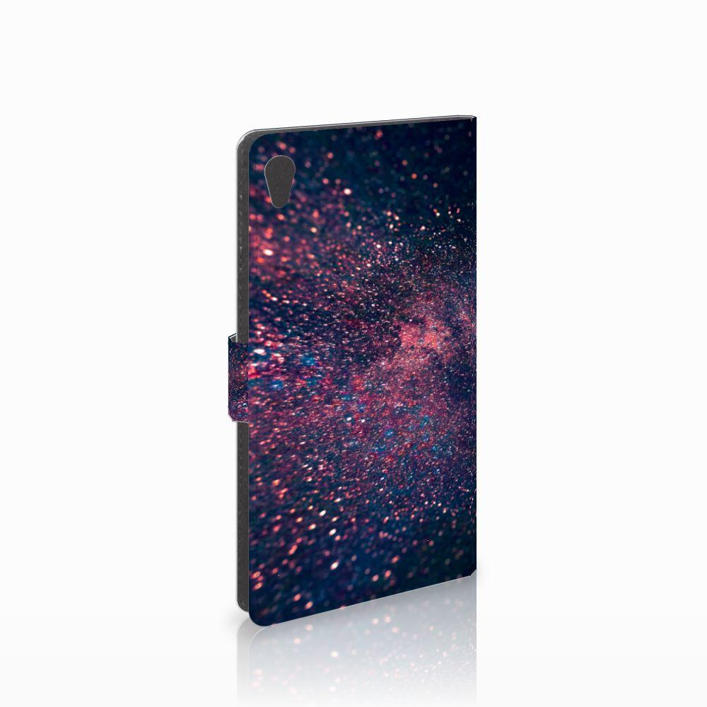Sony Xperia XA Ultra Boekhoesje Design Stars