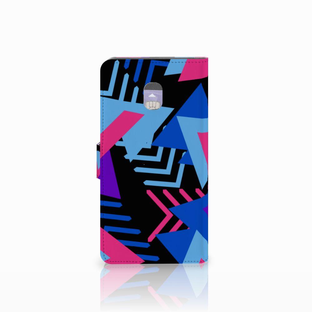Samsung Galaxy J7 (2018) Bookcase Funky Triangle