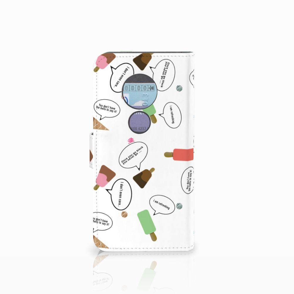 Motorola Moto G6 Play Book Cover IJsjes