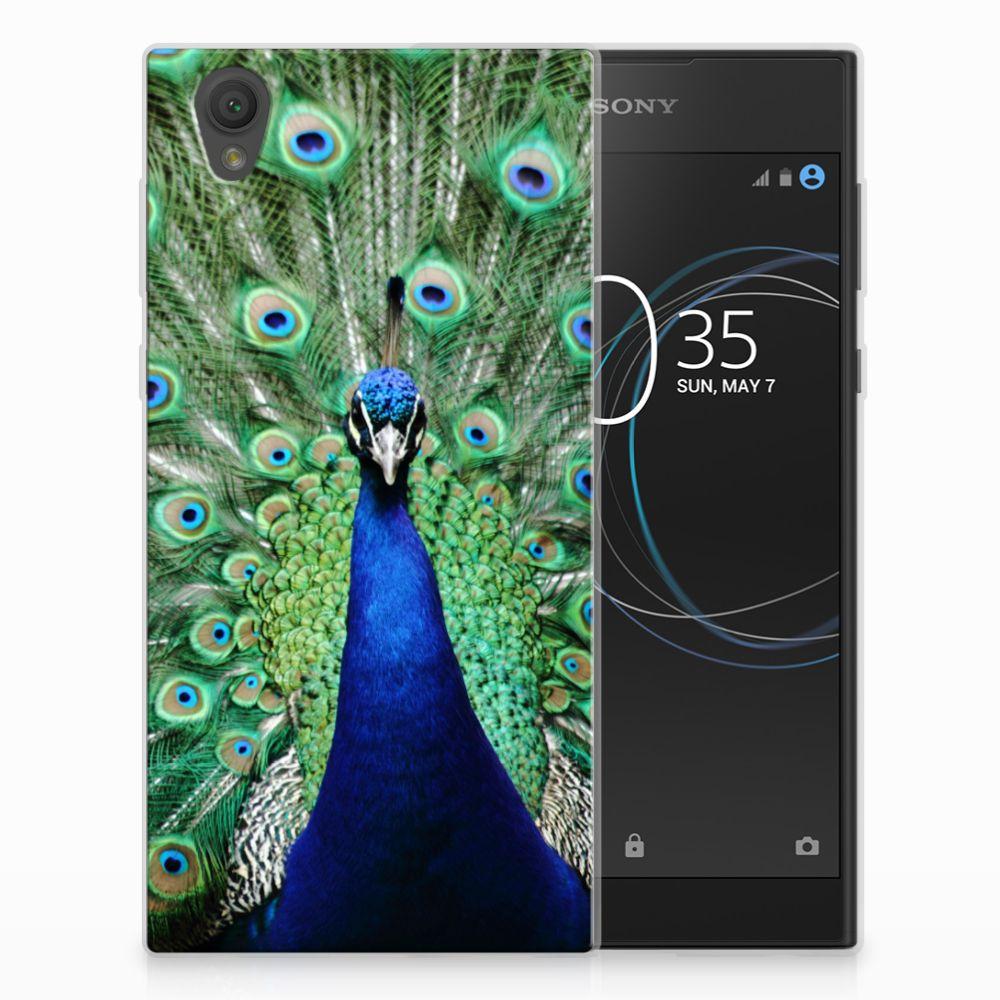 Sony Xperia L1 TPU Hoesje Design Pauw