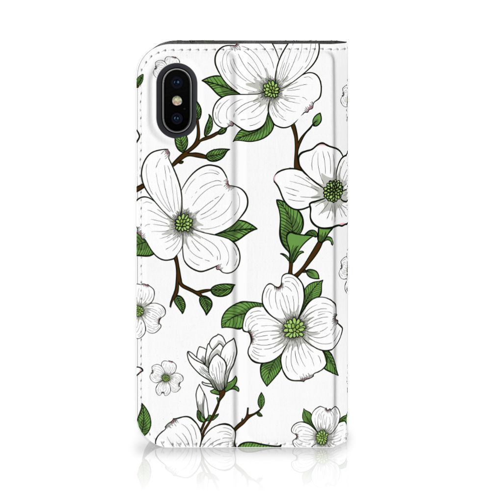 Apple iPhone X | Xs Smart Cover Dogwood Flowers