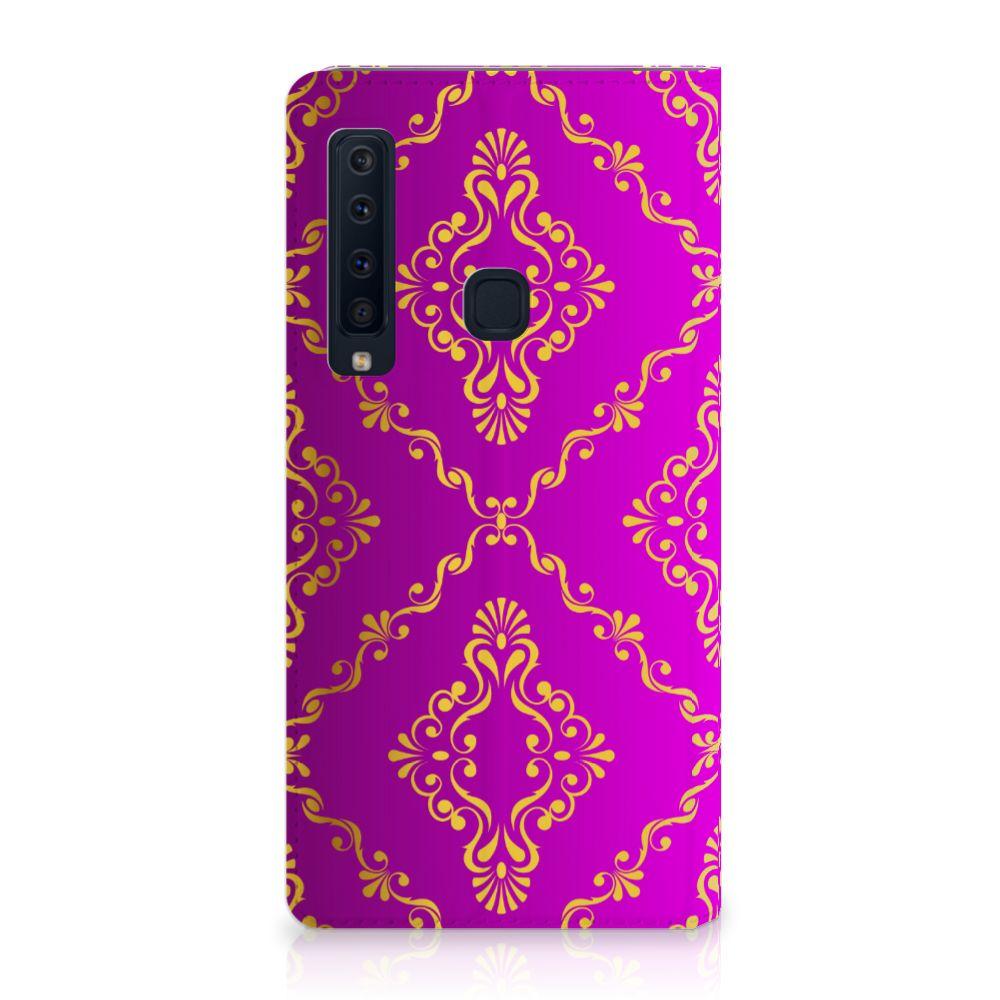 Telefoon Hoesje Samsung Galaxy A9 (2018) Barok Roze