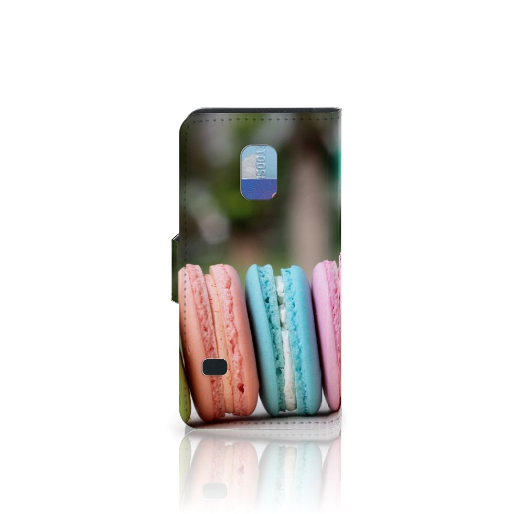 Samsung Galaxy S5 Mini Book Cover Macarons