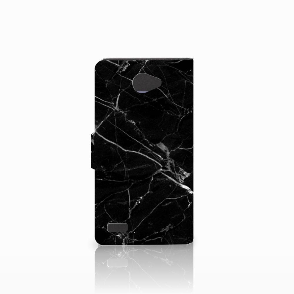 LG Bello 2 Bookcase Marmer Zwart