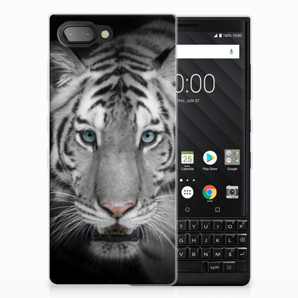 BlackBerry Key2 Leuk Hoesje Tijger
