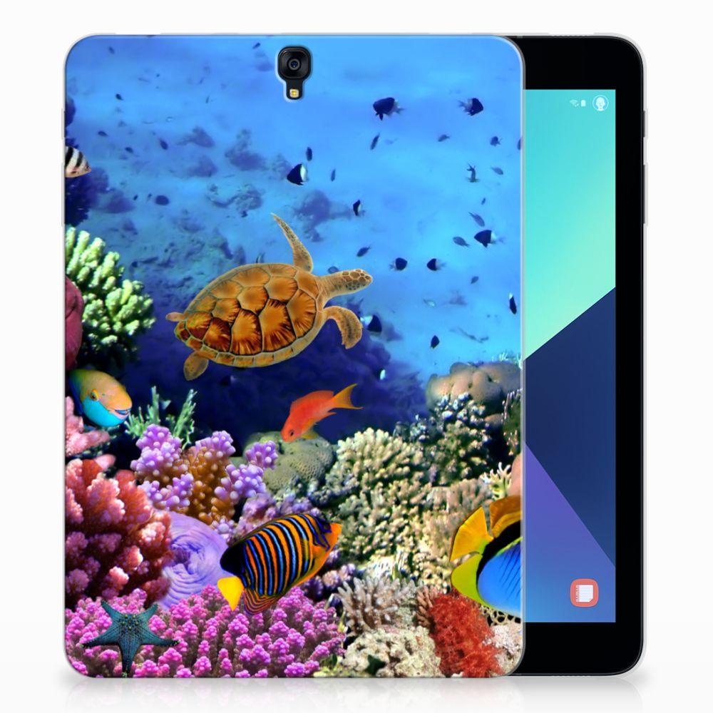 Samsung Galaxy Tab S3 9.7 Back Case Vissen